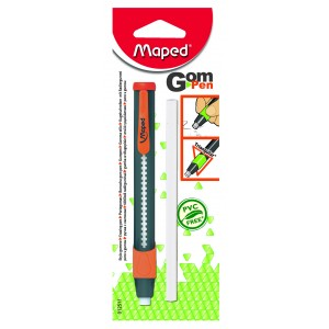 Radír stift  MAPED Gom-Pen pótbetéttel  7mm  IMA012511