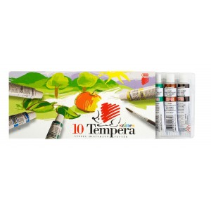 Tempera 10klt SÜNI 10x16ml