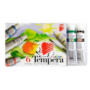Tempera  6klt  SÜNI 6x16ml