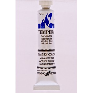 Tempera PANNONCOLOR 18ml 609   középkék