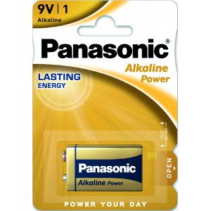 Elem PANASONIC Alkaline Power 6LR61 9V