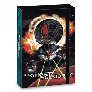 Füzetbox ARS UNA  A5 THE GHOST SQUADRON 759