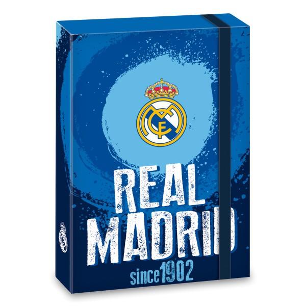 Barát Papír webáruház - Füzetbox ARS UNA A 4 Real Madrid 838 a4b48834cd