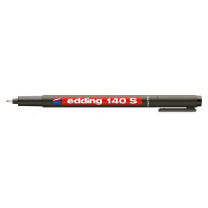 Rost EDDING 140S OHP Permanent 0,3mm Fekete