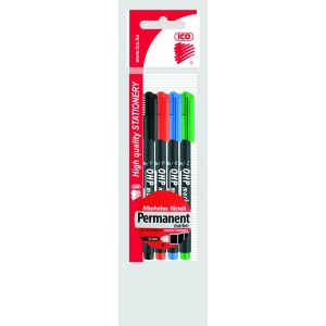 Rost 4klt OHP Top Marker permanent B 2-3mm
