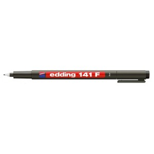 Rost EDDING 141F OHP Permanent 0,6mm Fekete