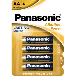 Elem PANASONIC Alkaline Power  LR64BP AA